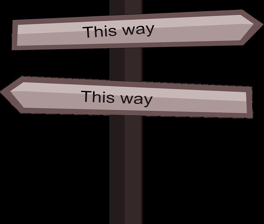 Знак переадресации